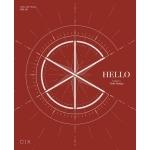 씨아이엑스 (CIX) - HELLO CHAPTER 1. [HELLO, STRANGER] (1ST EP) Hello ver. (7/12 ~ 7/17 결제완료시 사인회 자동 응모)