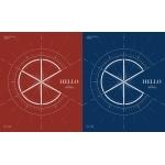 씨아이엑스 (CIX) - HELLO CHAPTER 1. [HELLO, STRANGER] (1ST EP) (Hello / Stranger = 2종으로 발송) (7/12 ~ 7/17 결제완료시 사인회 자동 응모)