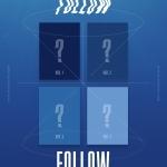몬스타엑스 (MONSTA X) - FOLLOW-FIND YOU (버전 1, 2, 3, 4 = 4종으로 발송)