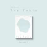 뉴이스트 - THE TABLE (7TH 미니앨범) Ver.1