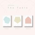 뉴이스트 - THE TABLE (7TH 미니앨범) (3종세트 Ver.)