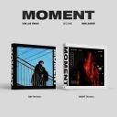 (세트) 김재환 - MOMENT (2ND 미니앨범) Day Ver. + Night Ver. (12/3 ~ 12/11 결제완료시 사인회 응모)