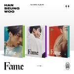 한승우 - Fame (1st  미니앨범) [HAN ver./ SEUNG ver./ WOO ver. = 3종 세트]