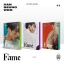 (세트)한승우 - Fame (1st  미니앨범) [HAN ver./ SEUNG ver./ WOO ver. = 3종 세트]