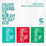CRAVITY (크래비티) - HIDEOUT: THE NEW DAY WE STEP INTO (CRAVITY SEASON2.) (VER.1 + VER 2 + VER 3 = 세트)