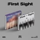 (세트)위아이 (WEI) - IDENTITY : FIRST SIGHT (1ST 미니앨범) (We + i Ver.)
