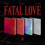 몬스타엑스 (MONSTA X) - 3집 [FATAL LOVE](Ver.1+Ver.2+Ver.3+Ver.4)