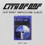온앤오프 (ONF) - CITY OF ONF (리패키지 앨범) (CITY ver.)