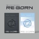 (사인회)티오원 (TO1) - [RE:BORN] (1ST 미니앨범) (R + B ver.)