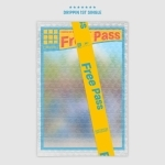드리핀 (DRIPPIN) - Free Pass (1ST 싱글앨범) (A VER.)