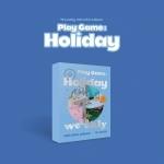 위클리 (Weeekly) - Play Game:Holiday (4ND 미니앨범) (E world ver.)