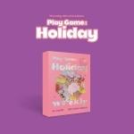 위클리 (Weeekly) - Play Game:Holiday (4ND 미니앨범) (M world ver.)